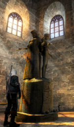 Melitele statue.png