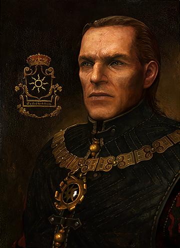 Emhyr, imperatore di Nilfgaard
