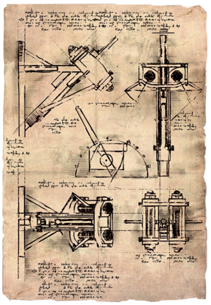 Detailed sketches on how to build a ballista