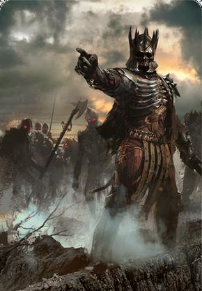 Tw3 cardart monsters leader eredin silver.png