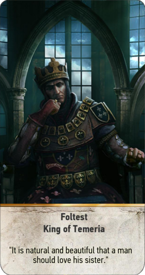 Tw3 gwent card face Foltest King of Temeria.png