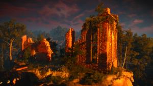 Amavet Fortress Ruins