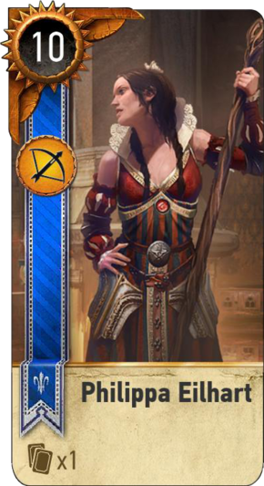Tw3 gwent card face Philippa Eilhart.png