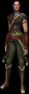 Toruviel, the leader