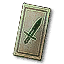 Tw3 icon gwent melee scoia tael.png