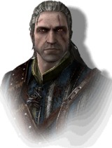 Geralt — The Dark Side