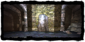 Places St Gregorys Tomb stone.png