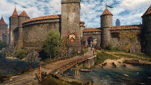 Portside Gate