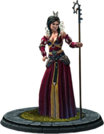 Philippa, Charaktermodell in TWBA