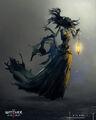 Witcher 3 Wild Hunt, The - artwork - Nightwraith.jpg