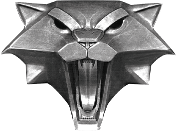 The witcher cat school medallion.png