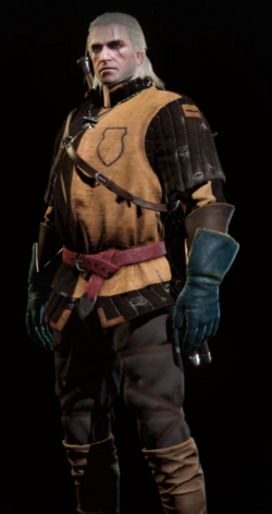 Tw3 bounty hunters gambeson cavalry trousers.png