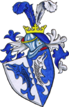 Cidaris coat of arms, Czech concept
