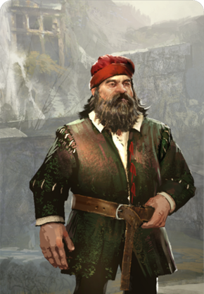 Tw3 cardart scoiatael barclay.png
