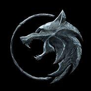 Netflix symbol Geralt