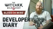 The Witcher 3 Wild Hunt - Blood & Wine Developer Diary