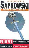 Okładka miecz przeznaczenia