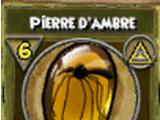 Pierre d'ambre