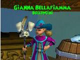 Venditore: Gianna Bellafiamma