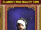 Clanker's High Quality Cowl