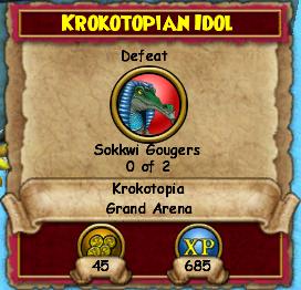 Krokotopian Idol