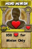 Mend Minion