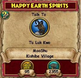 Happy Earth Spirits