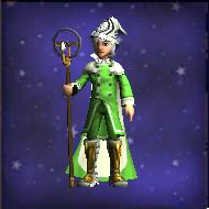 Medic's Robe
