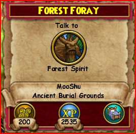 Forest Foray