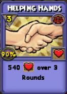 Helping Hands Item Card
