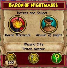 Baron of Nightmares