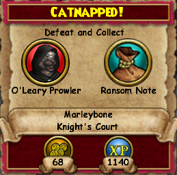 Catnapped!