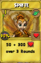 Sprite Treasure Card