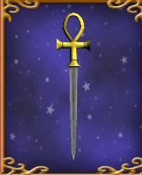 Mummy's Dagger