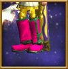 Boots DS Wyrmskin Footwraps Female.png