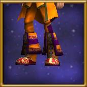 Sorcerer's Sandals