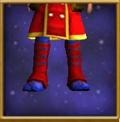 Pilgrim's Footgear