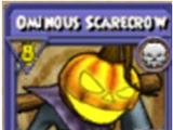 Ominous Scarecrow Item Card
