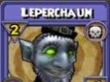 Leperchaun Item Card