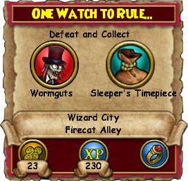 One Watch to Rule...
