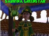 Sabrina Greenstar