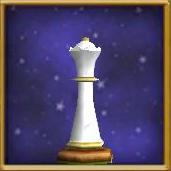 White Queen Chesspiece