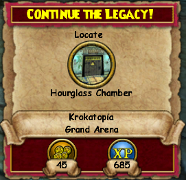 Continue the Legacy!