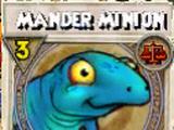 Mander Minion (Spell)