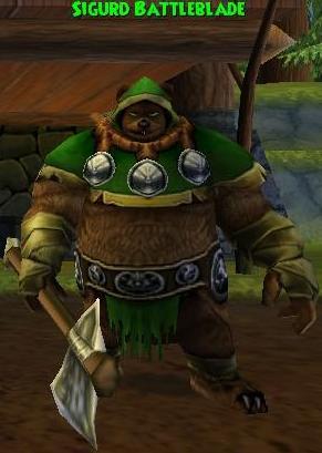 Sigurd Battleblade