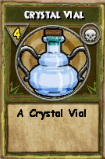 Crystal Vial