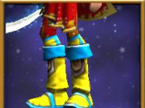 Redwind's Boastful Boots