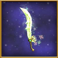 Redwind's Viridian Blade