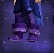 Kraken's Charged Boots