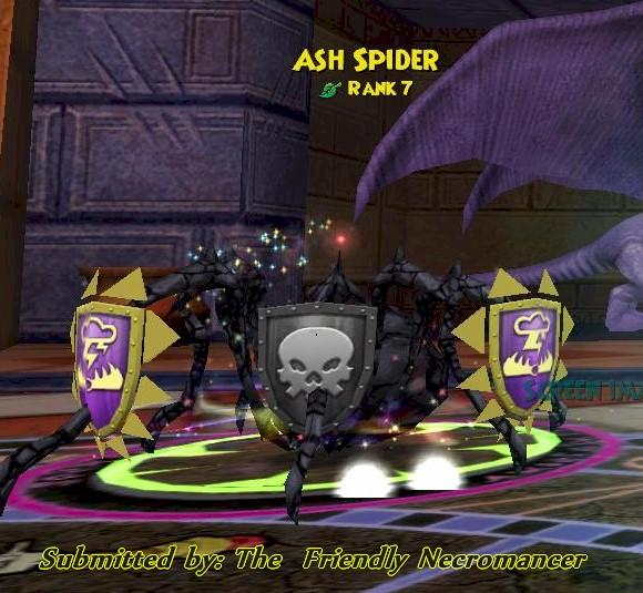 Ash Spider